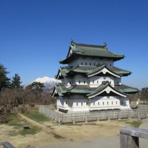 ショック!4月10日から桜の名所・弘前公園が閉鎖、5月6日まで