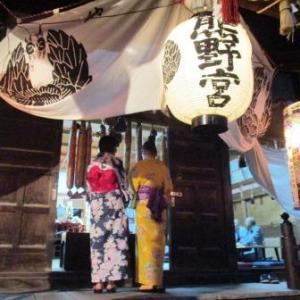 津軽の宵宮は出店が楽しい!夏は花火の知らせに心が躍る