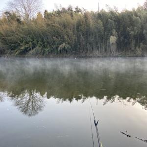2020/03/18(木) 高滝湖(通算7回目)