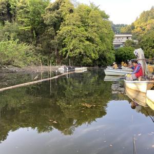 2021/04/25(日) 亀山湖(通算4回目)