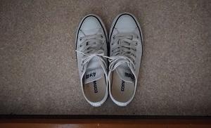 靴は玄関でぬいだほうがいいと思う