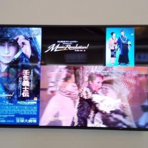 宝塚歌劇の殿堂より_雪組『Music Revolution!』衣装展
