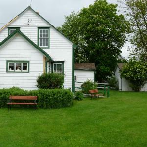 夏のプリンス・エドワード島への旅-モンゴメリさんの生家