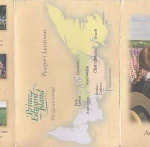 夏のプリンス・エドワード島への旅-Anne of Green Gables PASSPORT