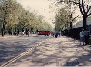 イギリスへの旅の思い出-ロンドン2日目