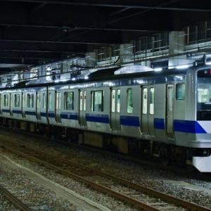 7/13 常磐線 E501系スジをE531系が代走 グリーン車開放