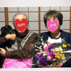 両親 金婚式