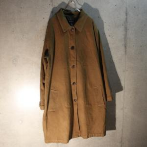 2019/10/18 Khaki brown Denim Coat