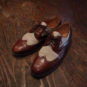 2019/11/9 70s JOHNSTON & MURPHY Leather Shoes