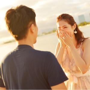 【プロポーズ報告】2年半婚活やり続けた彼女のひとこと「諦めなくて本当に良かった」