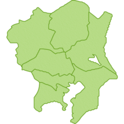 関東地方のエギングポイント