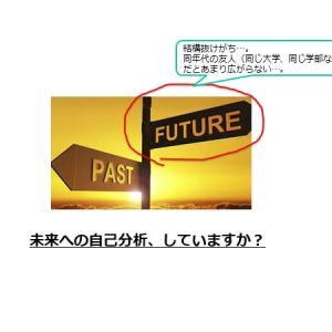 未来に向かっての自己分析、してますか?(言葉にすること、異分野の人と話すこと)