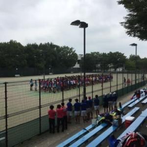 36回 関東私学選抜ソフトテニス研修会 in越谷運動公園