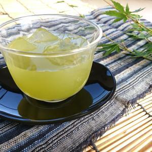 皆さま?氷出し緑茶って呑んだことありますか?