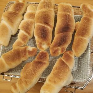 今まで焼いたパンで1番好きかも