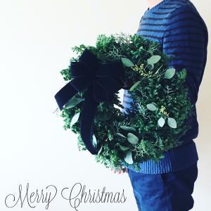 <ご案内>生花クリスマスリース・スワッグレッスンのご案内