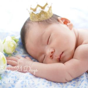 赤ちゃんが生まれたら、ニューボーンフォトを撮ろう!