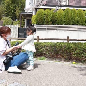 山形での桜フォト撮影会の日程変更のご案内!