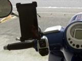 バイク用スマートフォンホルダーを購入