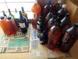 今年もカリン酒の取り出しをしました