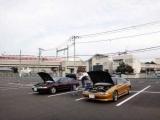 11月3日のスバル矢島工場感謝祭。でも本工場駐車場だけ