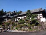 昨日は、桐生氏のゆかりの史跡を巡るツアーに参加してきた