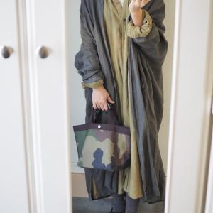 昨日の通院ファッション。