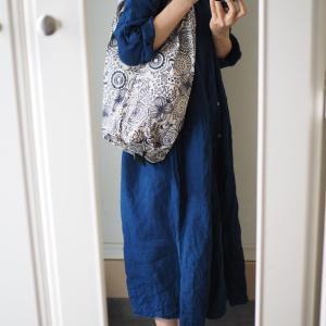 お洋服に合わせてエコバッグも使い分けちゃう?楽しくエコ出来ちゃう、エコバッグ。