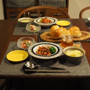 超・簡単、でもとっても美味しかった晩ごはん。そして、遅ればせながらポチレポ。