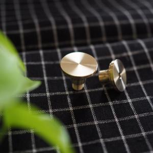 シンプルで上品な佇まいの真鍮製品、とっても素敵でした。