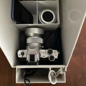 無印良品でカメラ収納を改善!