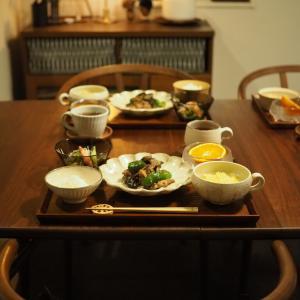 GW明けは長年作り続ける簡単レシピで晩ごはん。