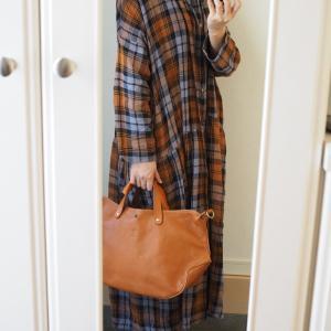 革靴を履きたい季節。秋ファッションが楽しい!