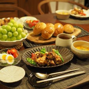 骨つき肉はオーブンで焼くに限る。簡単美味しい晩ごはん。楽天お買い物マラソンポチレポ。