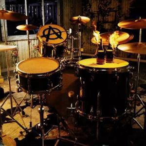 フリーのドラム音源  Anarchy Drums