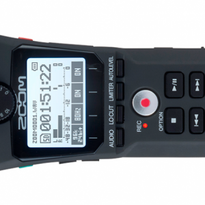 Youtuberやインタビューの録音に。一万円のハンディレコーダー「ZOOM H1n」