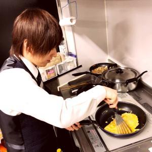 お料理男子❤️