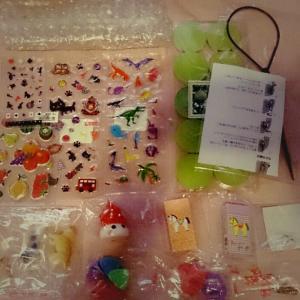 サン宝石カタログ8号発行!ネットから注文した商品が届きました。