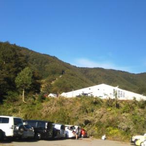 上州武尊スカイビュートレイル30の参加記