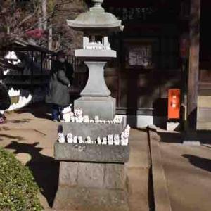 猫・ねこ・ネコ 豪徳寺:世田谷区