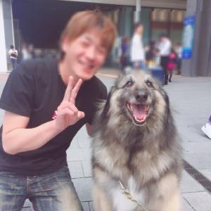土曜日は姫路駅前で募金活動と今日は遊びに!