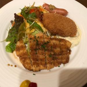 洋食ランチデート