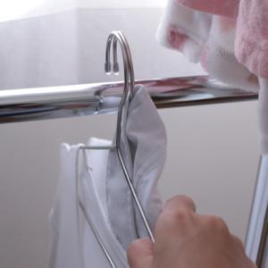 洗濯終わりに「ハンガーが少ない!」あなたならこんなとき、どう考えるかで分かること。