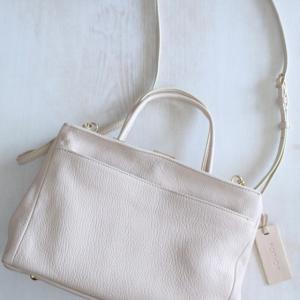 好みが変わったバッグ。ブックオフで手放したら何円??