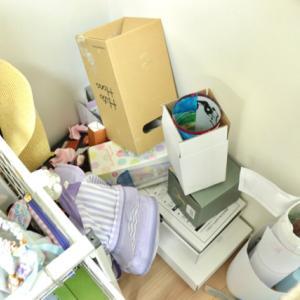 心の余裕は収納スペースに比例してた!家族のものにイライラする問題。