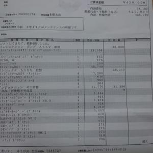 [No.1293] カムロードにコンピュータチューニングを施した代償