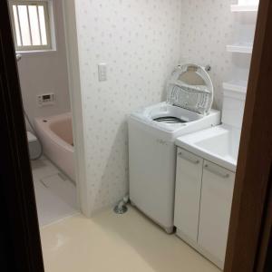 浴室・洗面改修