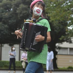 上野公園2020年10月11日