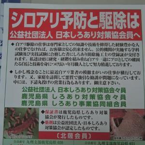 シロアリ予防駆除は信頼と実績のある日本しろあり対策協会登録店へ