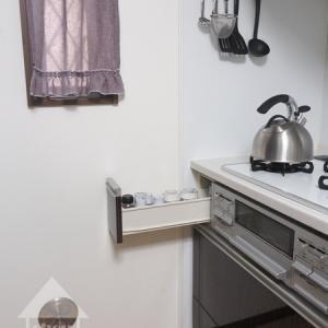 キッチンの断捨離、最初に手をつけた場所